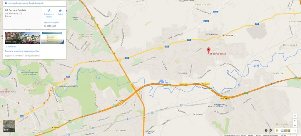 lg maps